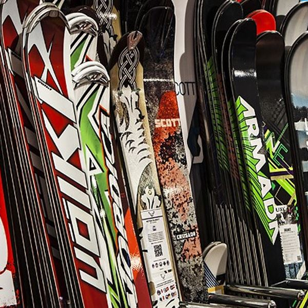 Hyr skidor på Åre Skidsport