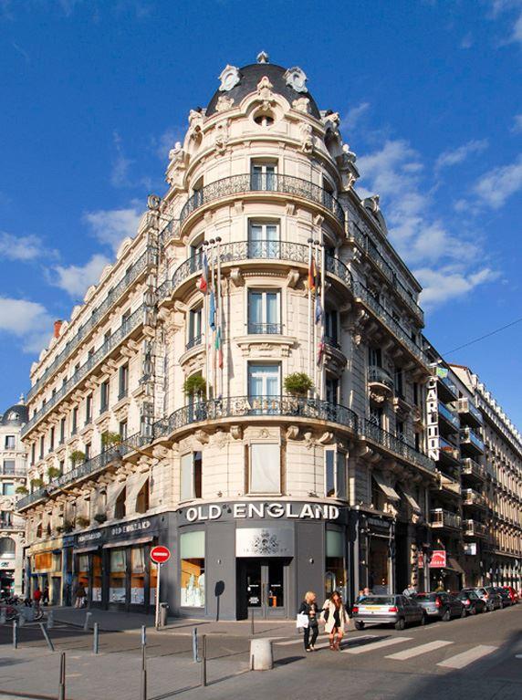 Hôtel Carlton Lyon, by Mgallery