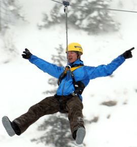 Zipline with Camp Åre