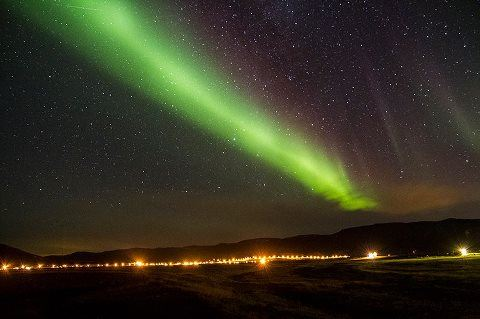 Northern lights safari.