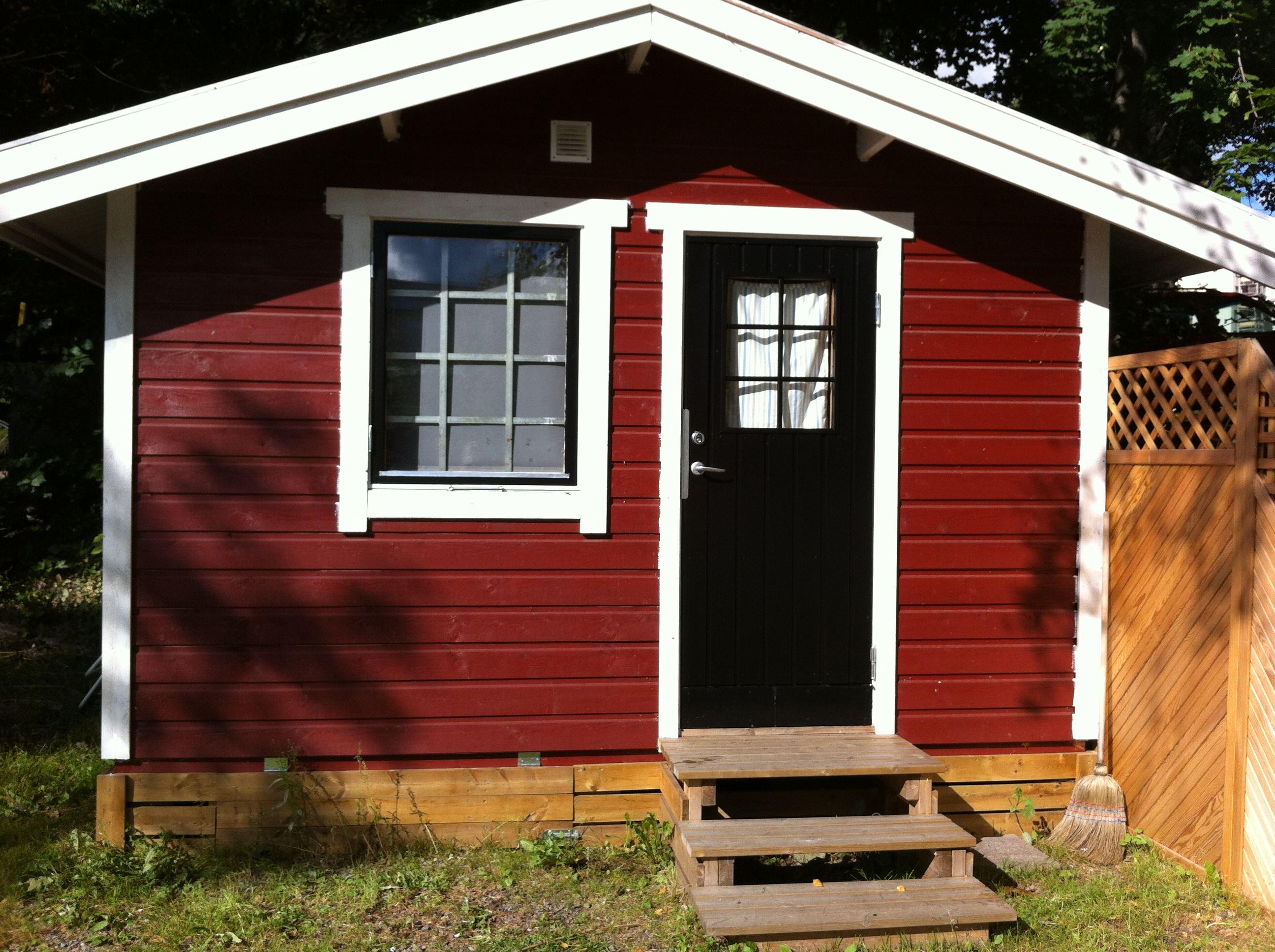 Långholmens Husbilscamping / Cottage