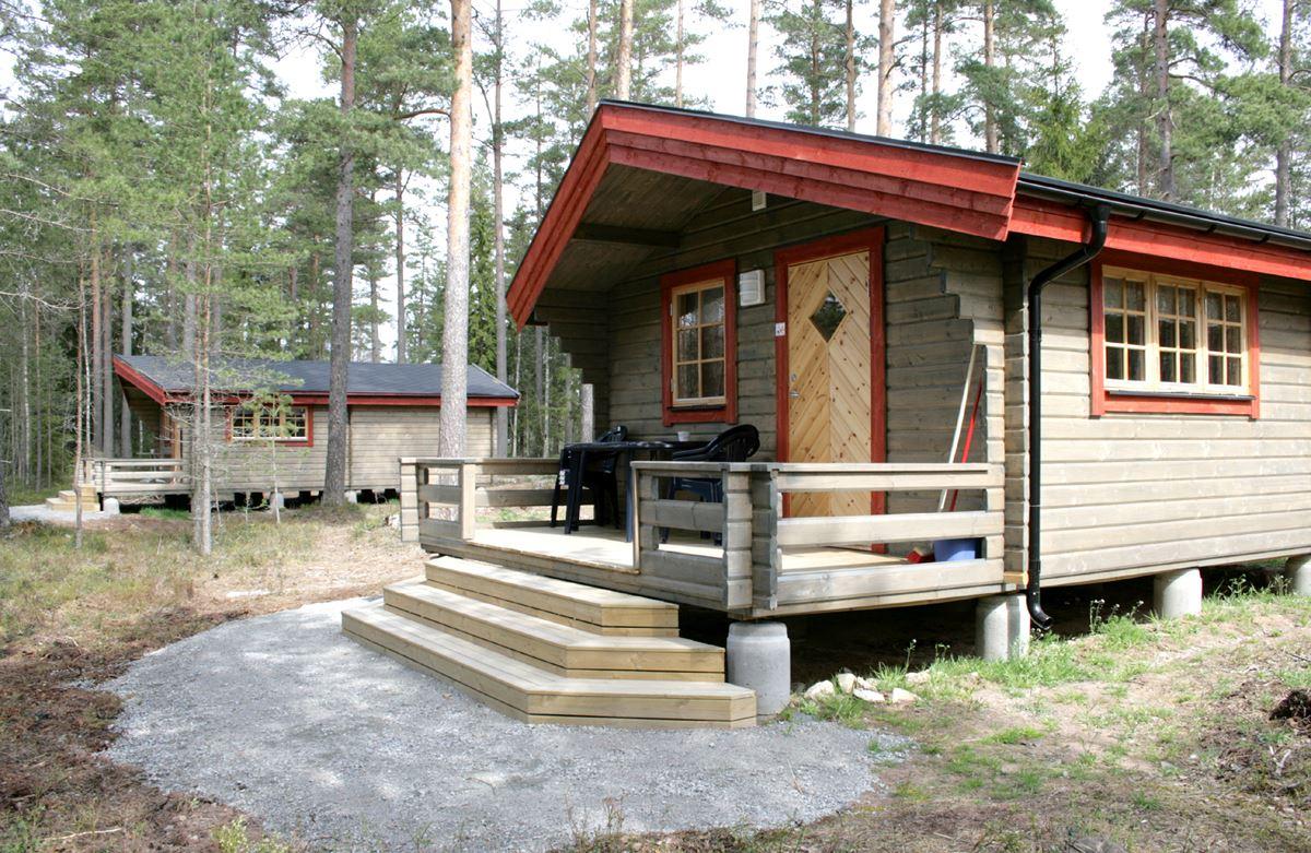 Movänta Camping / Stugor