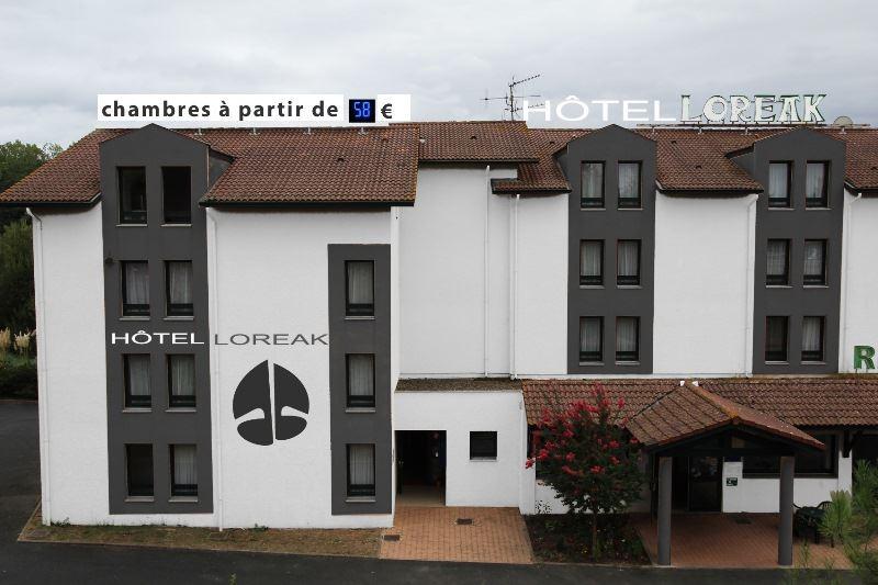 Hotel Loreak Bayonne