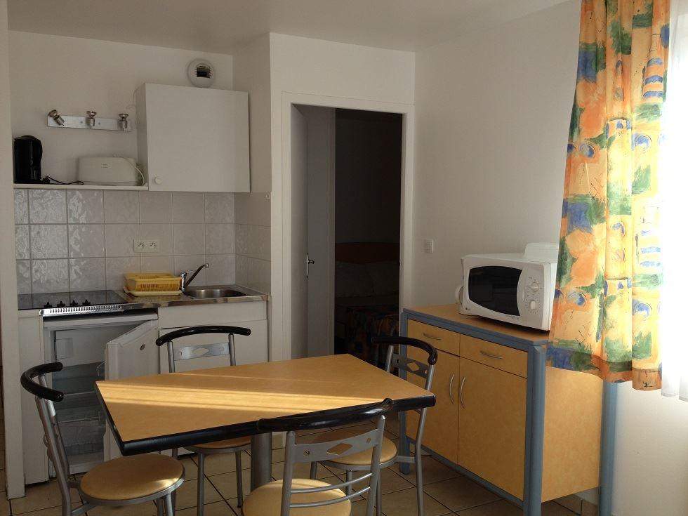Appartement T2 n° 8 *** Izarenea