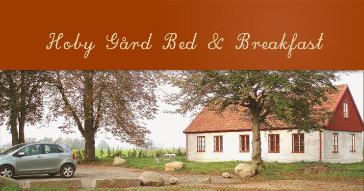 Hoby Gård Bed & Breakfast