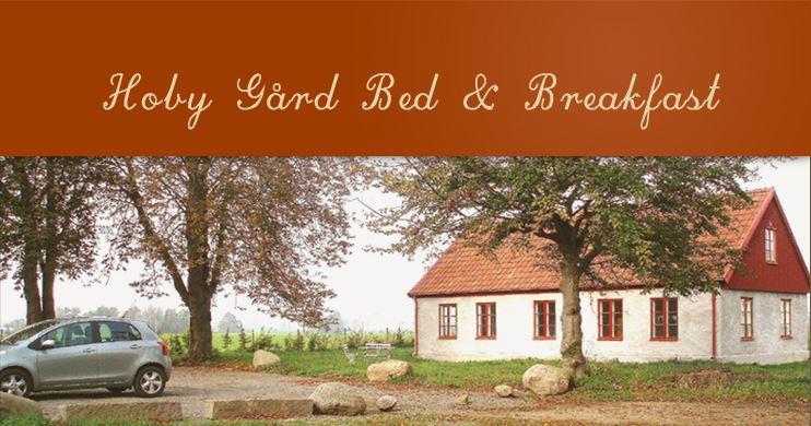 Hoby Gård Bed & Breakfast