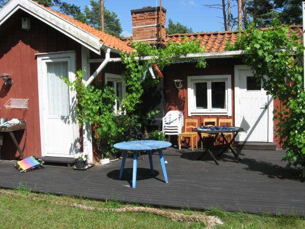 Scoutdalen-Vandrarhemsrum i stuga