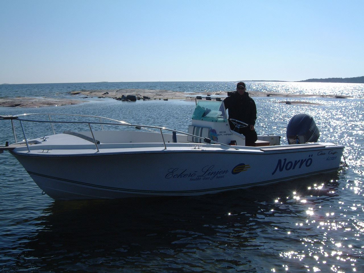 Norrö Fishing guide