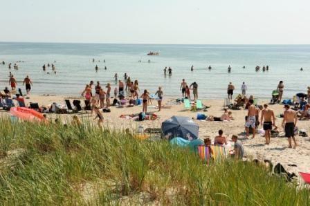 Strandcampingen - Sudersand Resort, Fårö