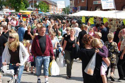 Tomelilla sommarmarknad