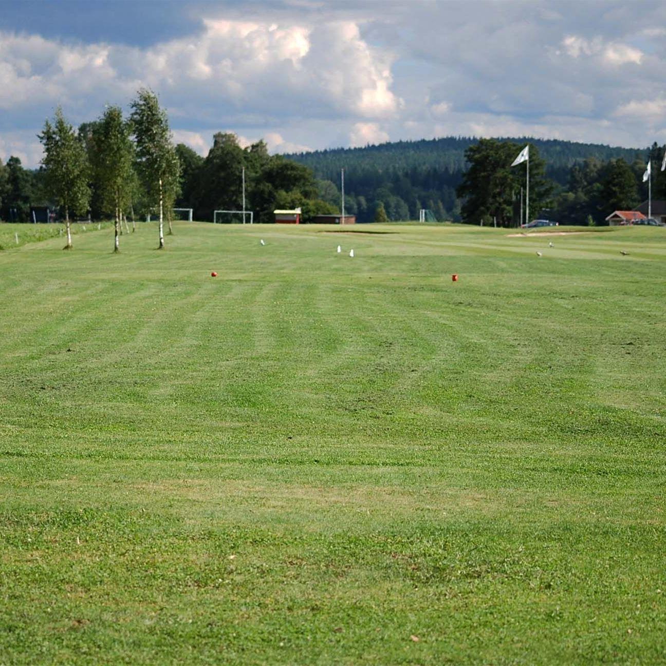 © Ramkvilla Golfklubb, Hål 9 och 18