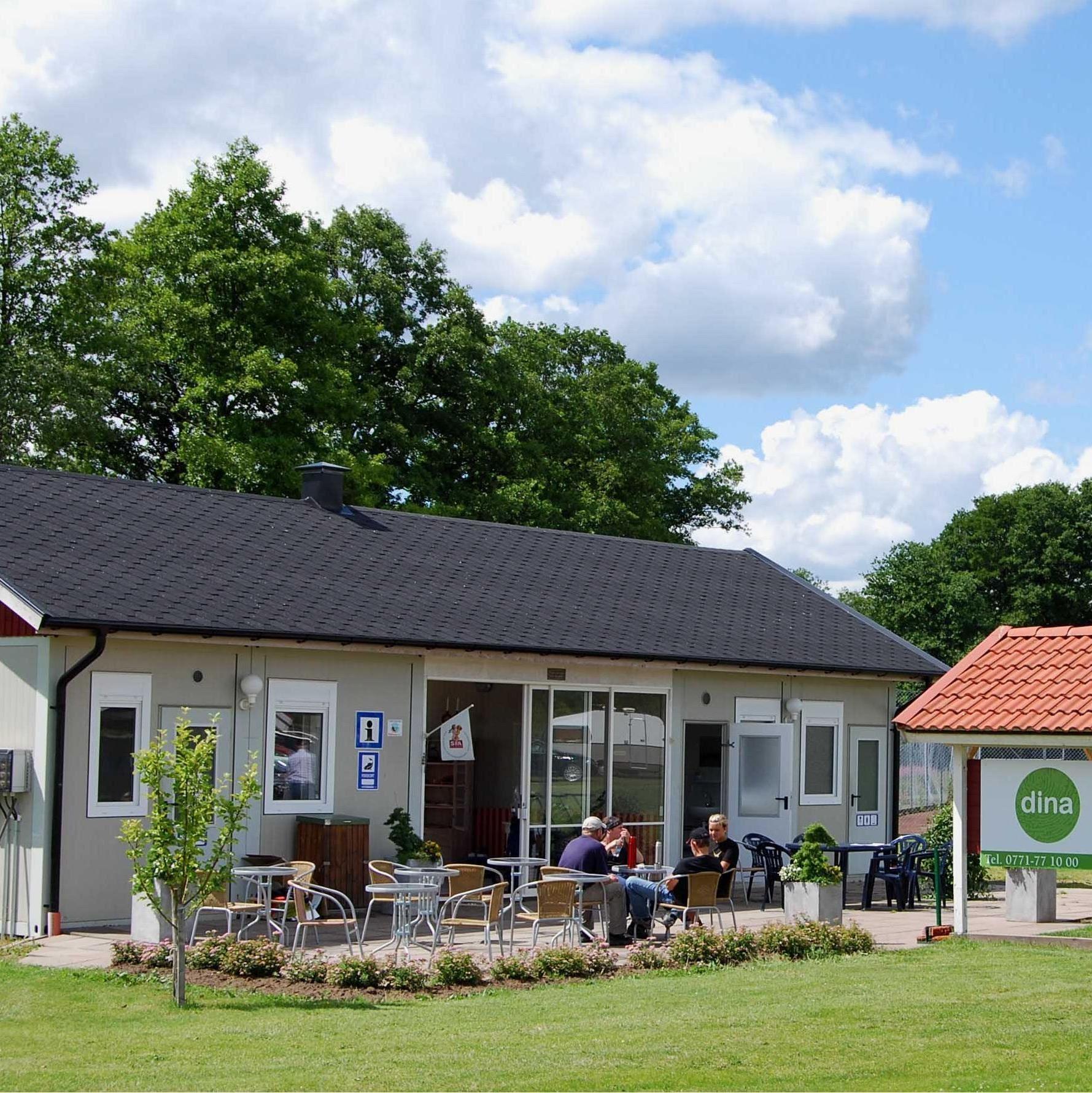 © Ramkvilla Golfklubb, Receptionen