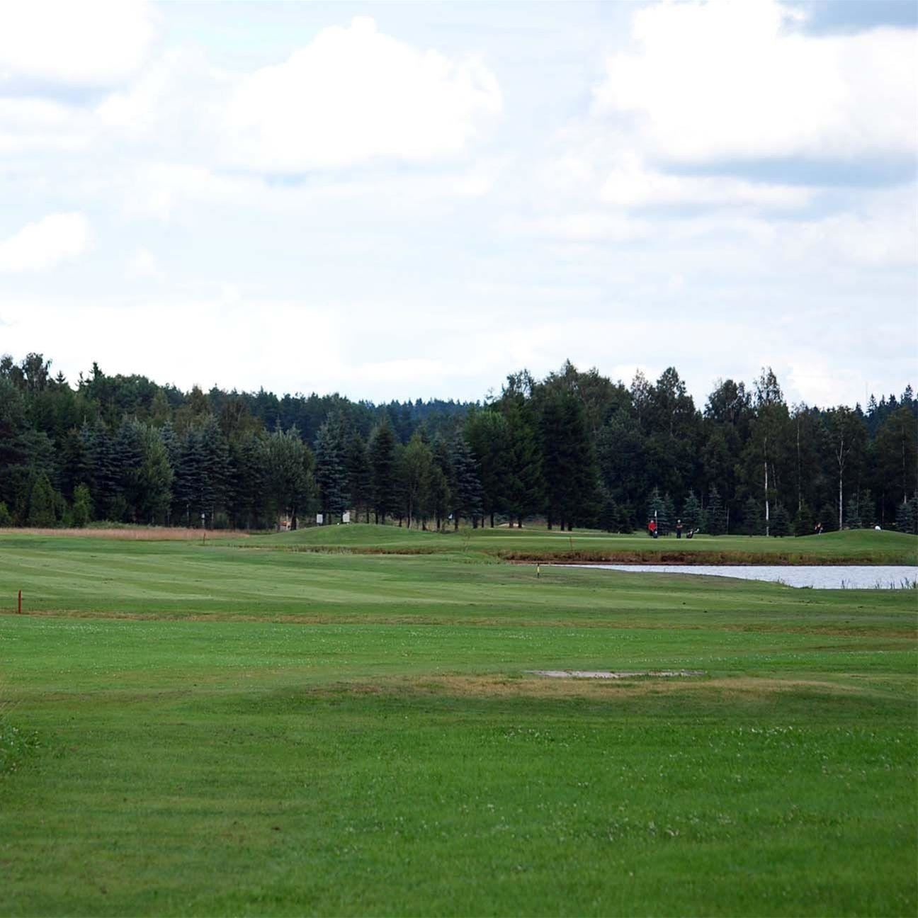 © Ramkvilla Golfklubb, Hål 7 och 16