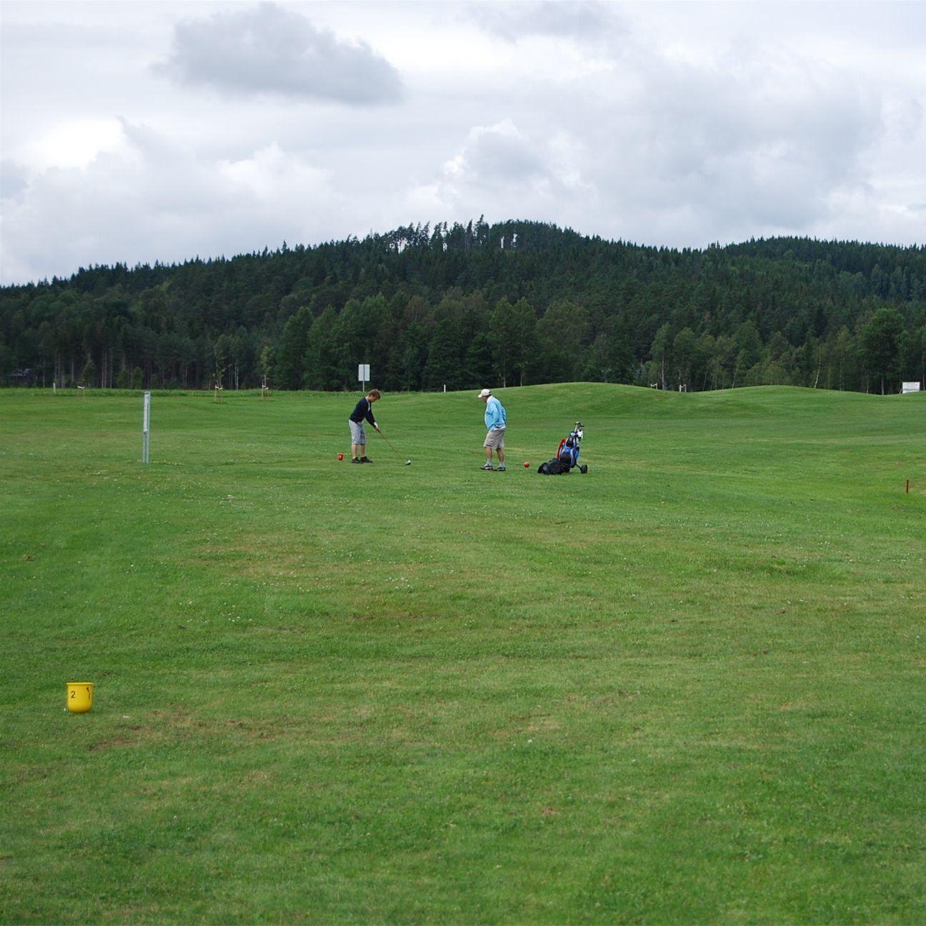 © Ramkvilla Golfklubb, Hål 2 och 11