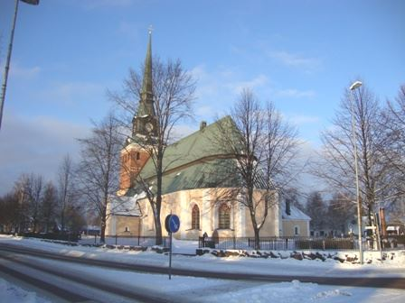 Musikalen Julstöket i Mora kyrka