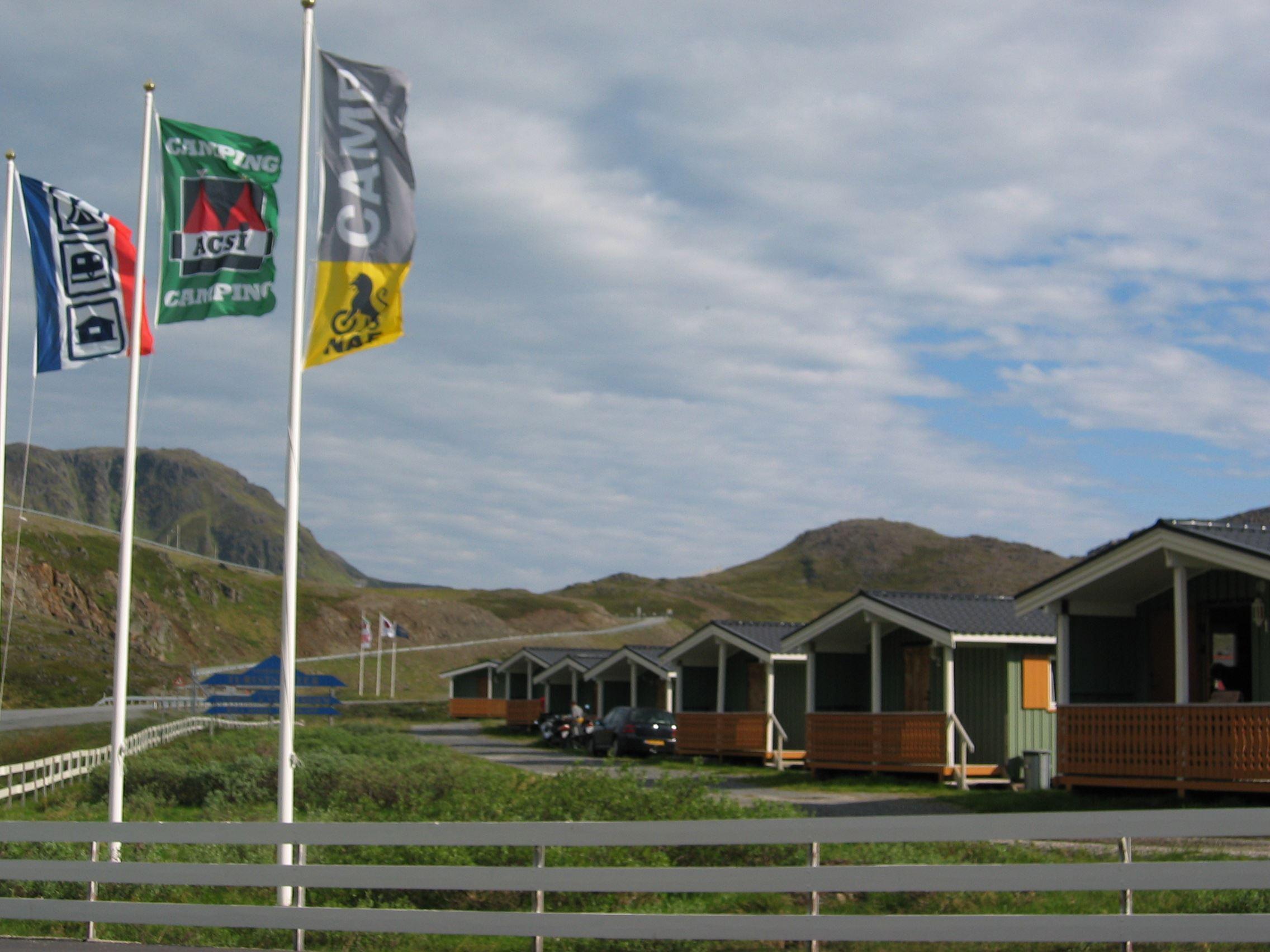 Campinghütten (max 4 Personen)