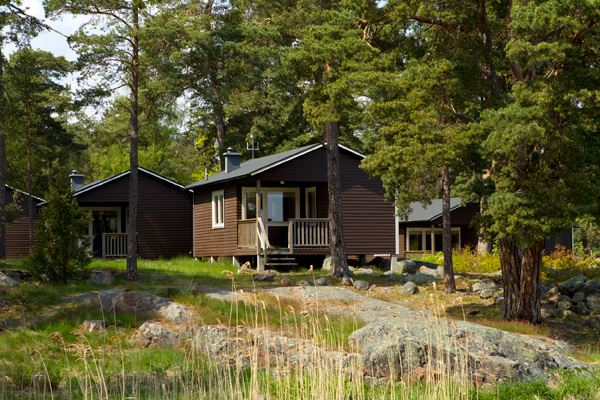 First Camp Gunnarsö/Cottages