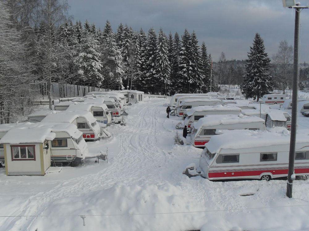 © Caravan Club, Vintercamping Kettilsås - Caravan Club
