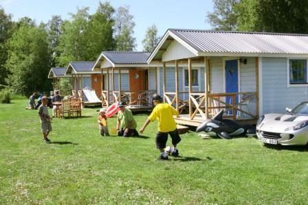 Strandskogens Camping - Sudersand Resort, Fårö