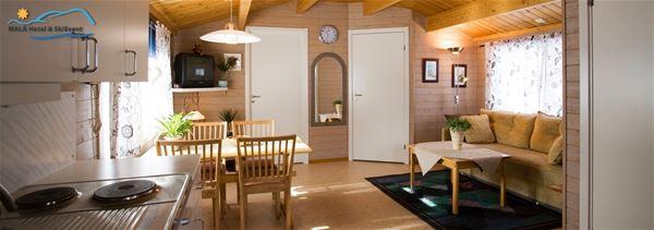Malå Hotell och Ski Event, hotellstugor