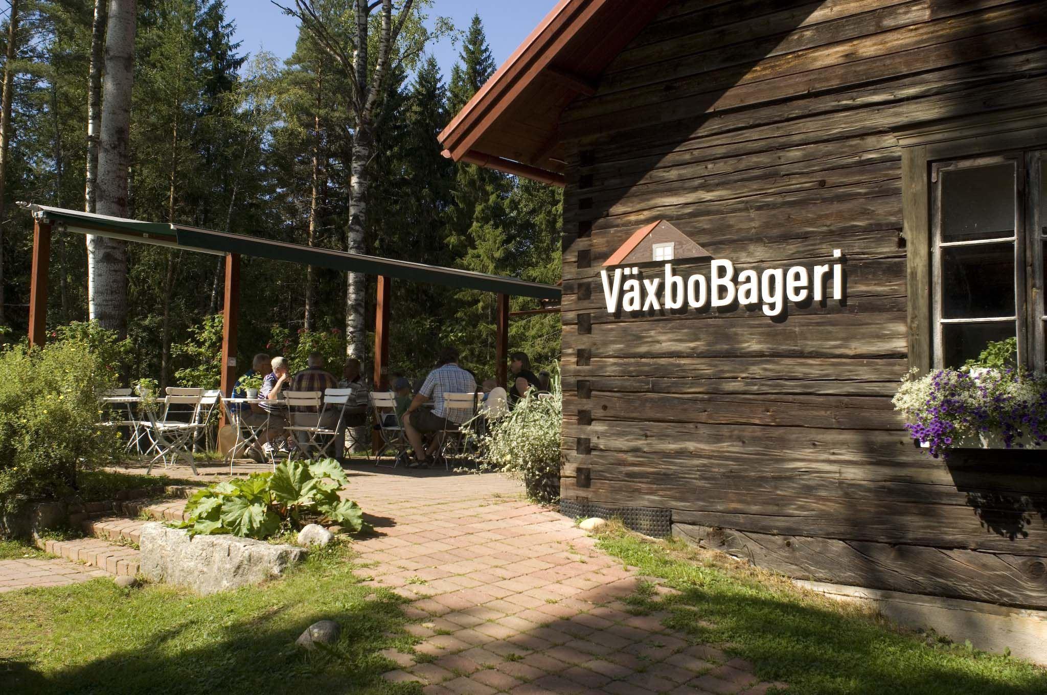 Väcbo Bageri