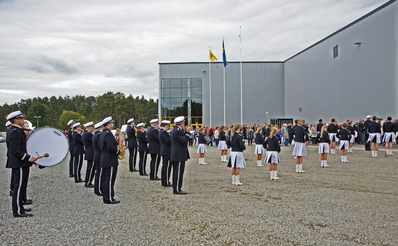© Vetlanda Turistbyrå, Die Arenen am Tjustkulle - Sapa Arena und Heds Arena