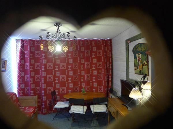 Lac du Lou 012 / Studio cabin 4 people comfort