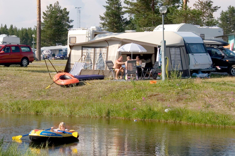 Pite Havsbad / Camping