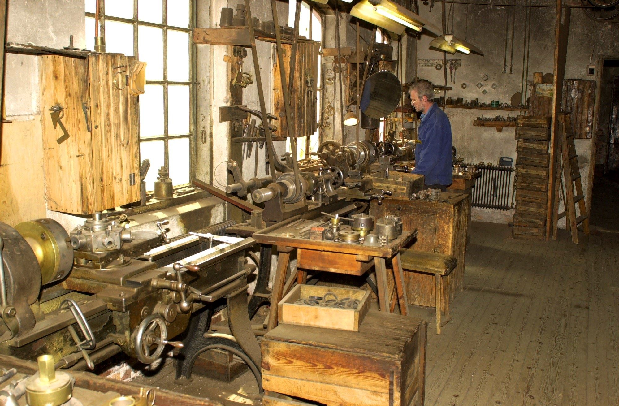 Hylténs Industrimuseum - Hylténs Industrial Museum
