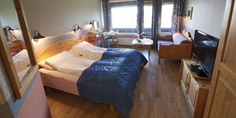 Dolmsundet Hotel, cabins