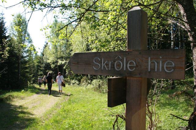 Åsa Johansson,  © Eksjö turistbyrå, Skrôle Hie Stuverydsbäcken