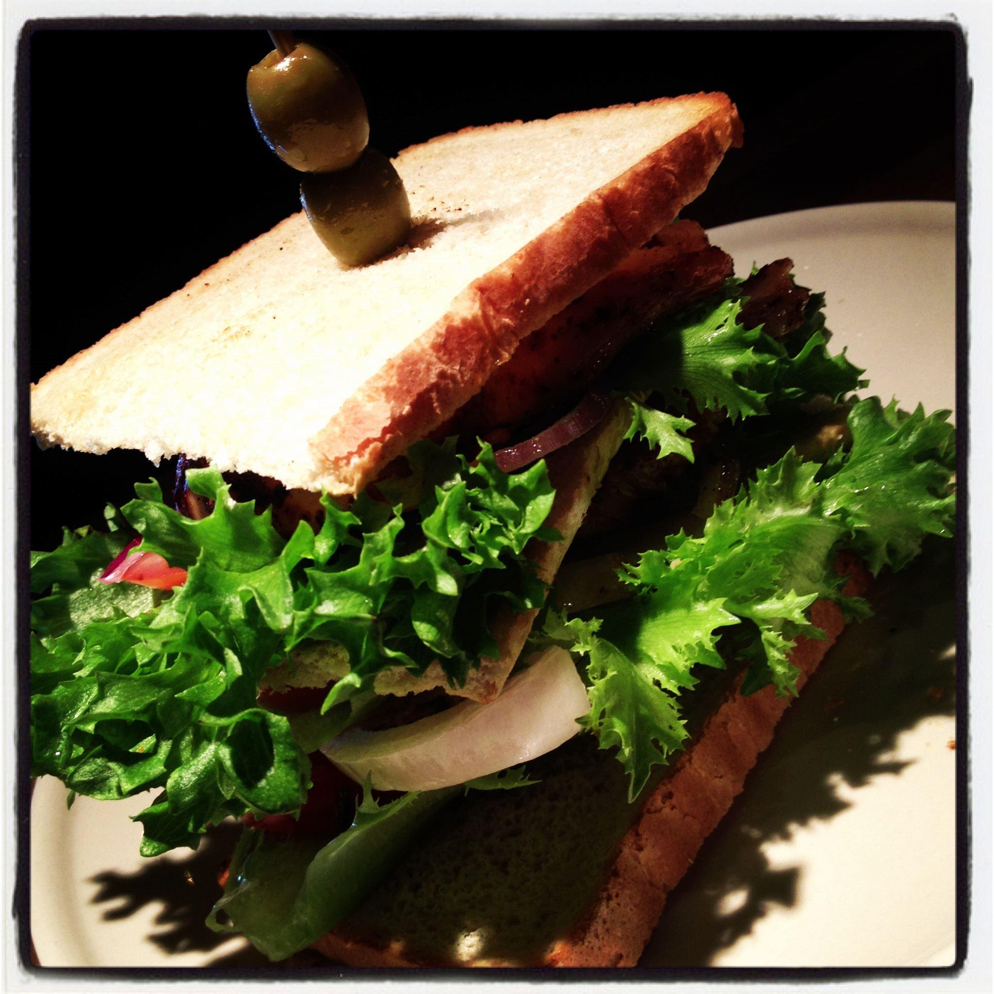 © The Old Barn Corner, Smaklig måltid