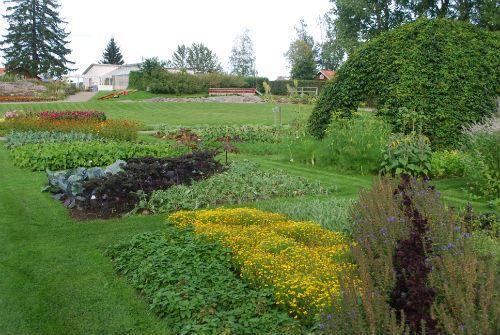 Stenegårds trädgård och Örtagård