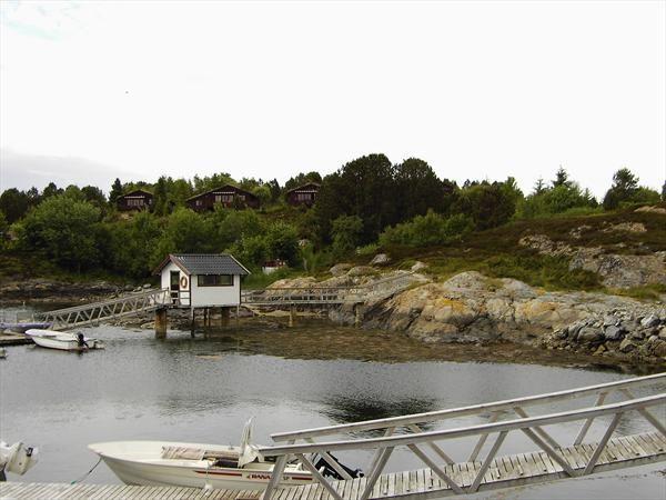 Båtutleie på Fjellvær Gjestegård