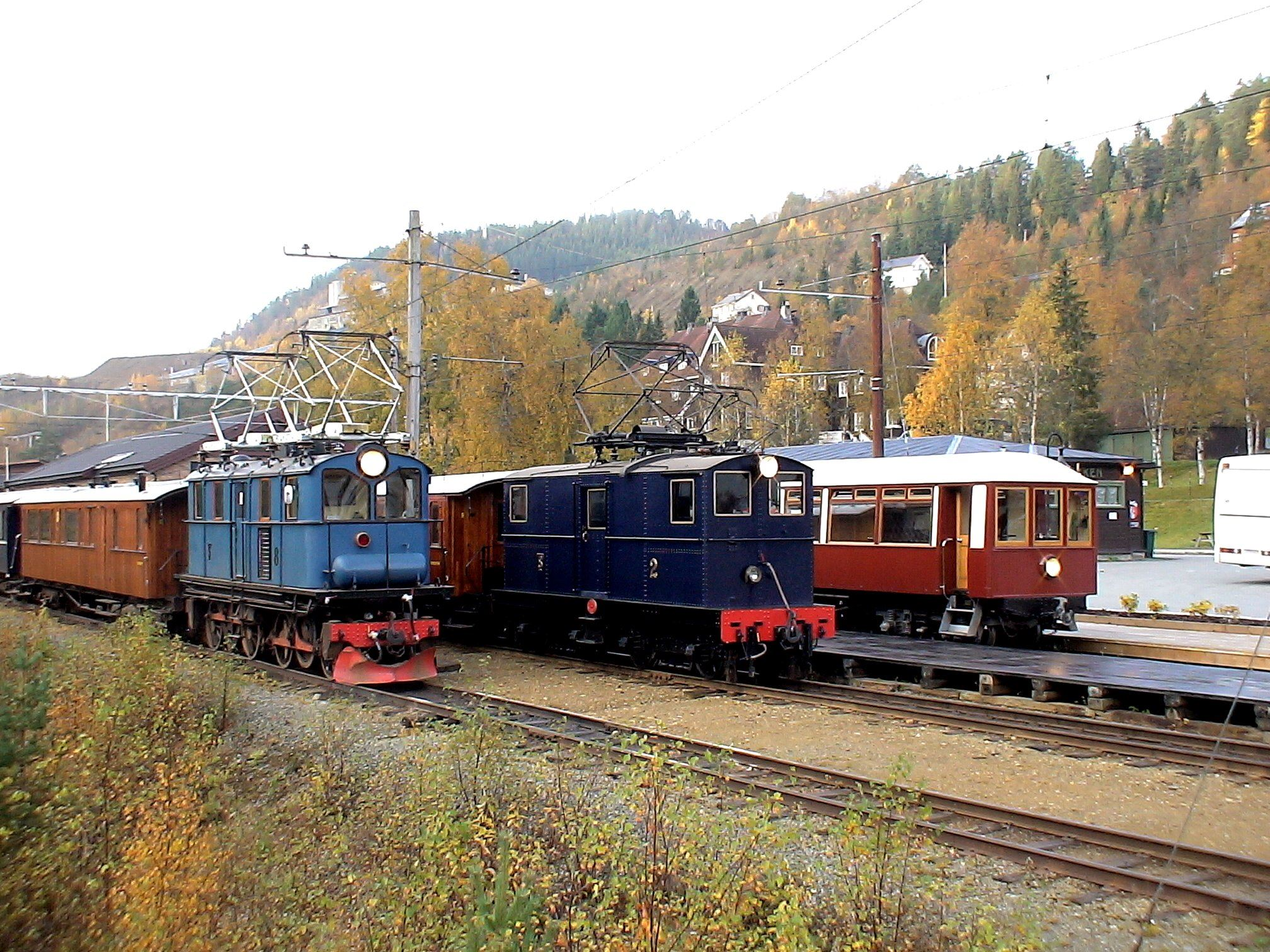 The Thamshavn Railway