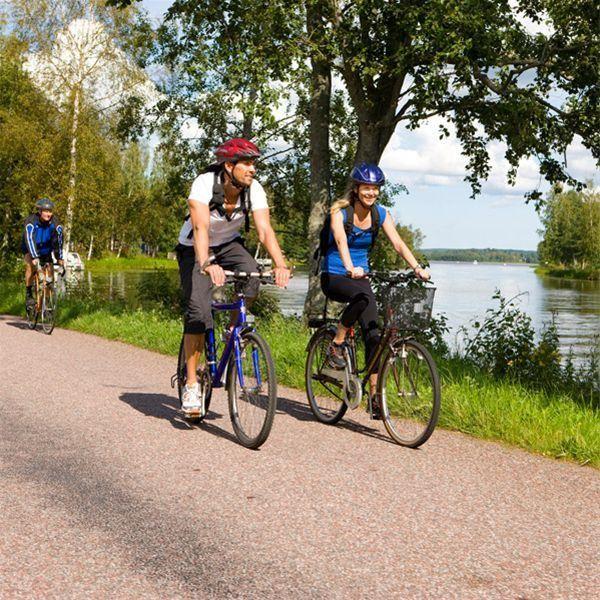 Cykla Runn runt i Dalarna