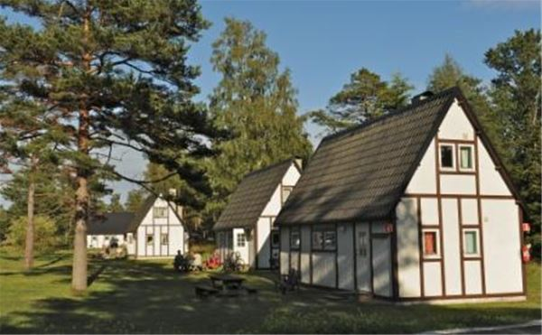 Sudersands SVIF hostel on Fårö