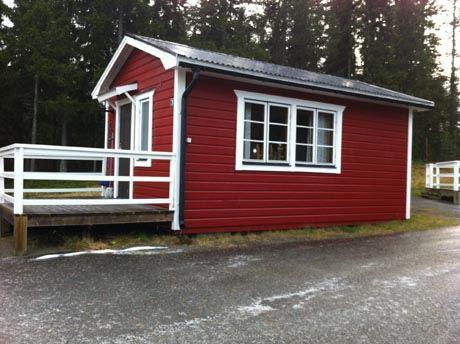 Strömsund campsite
