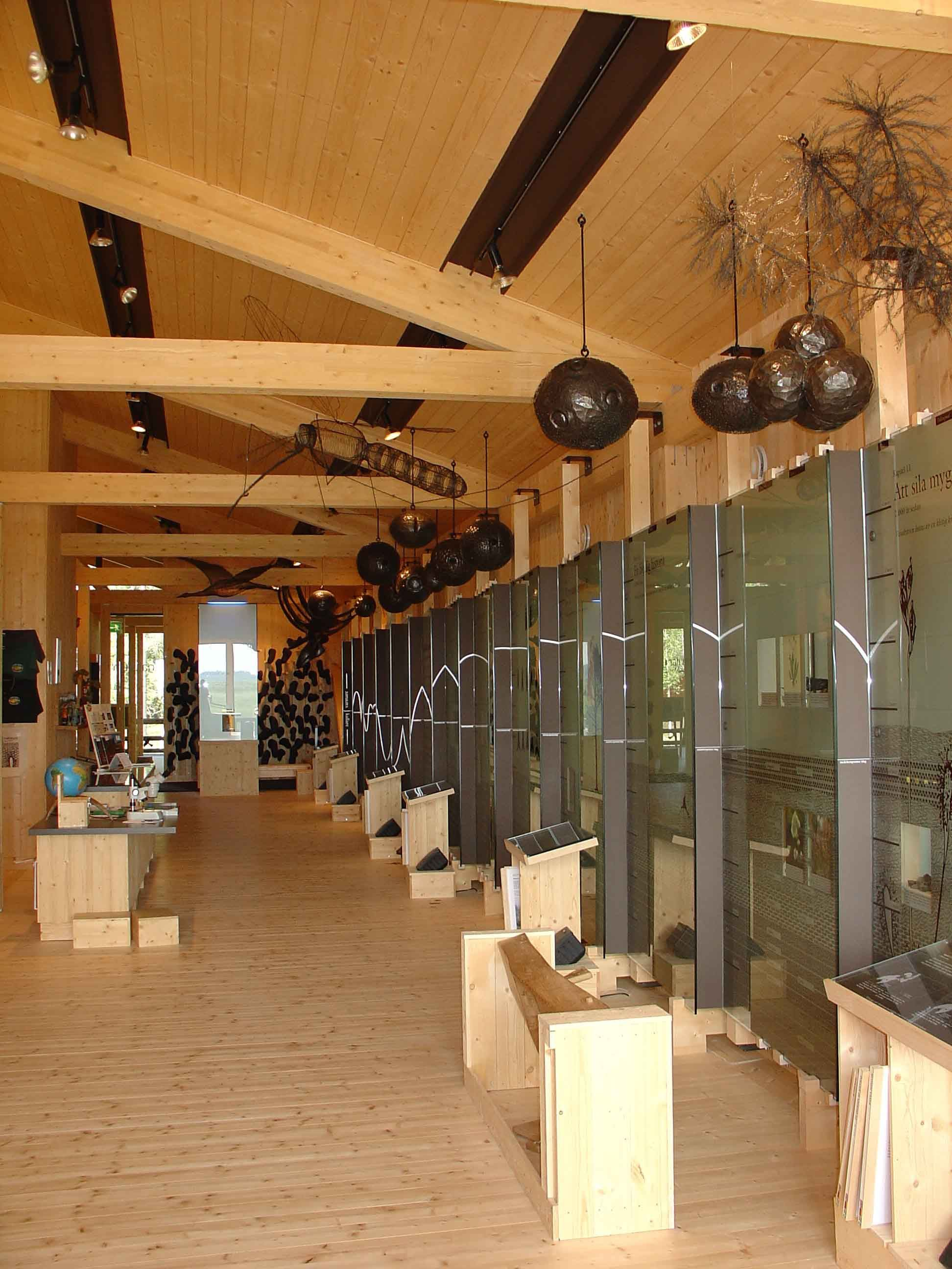 Store Mosse visitor center