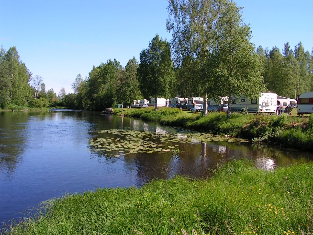 Bureå Camping/Stugor