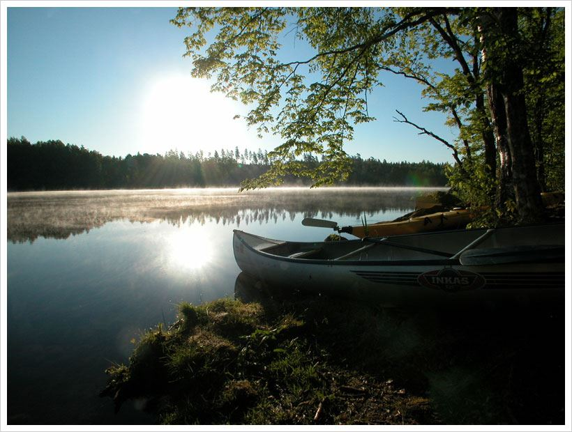 Matthew Adams,  © Matthew Adams, Paddelkompaniet - Canoe trail Ronnebyån