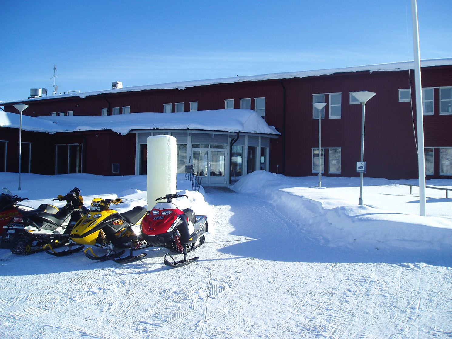 Hotell Klimpfjäll