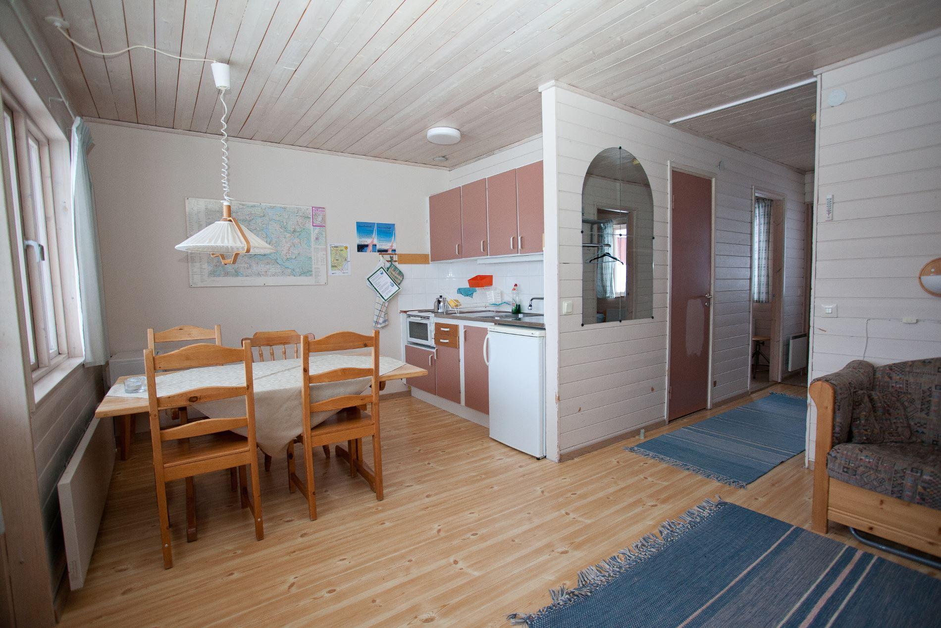 Hotell Klimpfjäll / Stugor