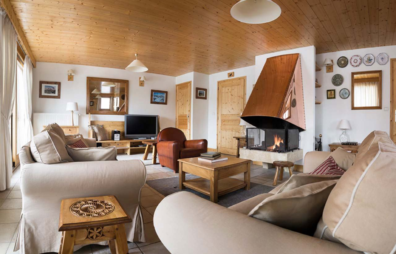 7 rooms 12 people / CHALET LA FENIERE (mountain of dream)