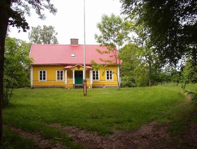 Två hus i Floboda