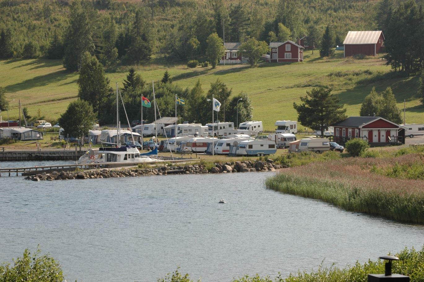 Foto: Urban Lidbaum,  © Kramfors kommun, Barsta gästhamn