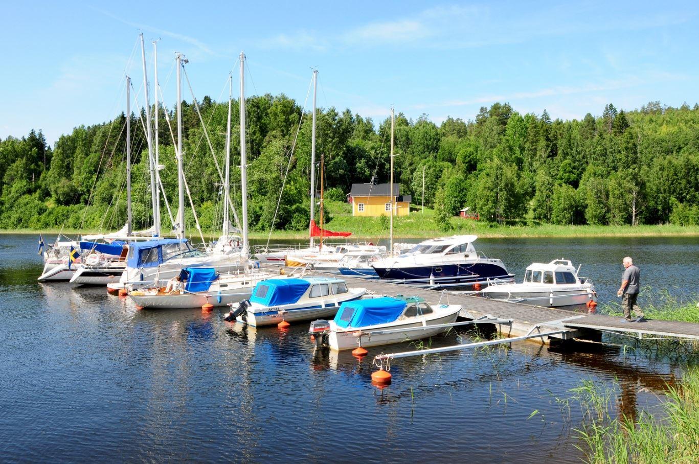 Foto: Urban Lidbaum,  © Kramfors kommun, Hornö brygga
