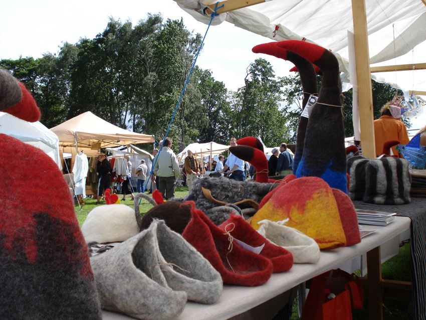 Craft Fair i Båstad