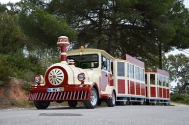 Minizug Ängelholm - Pyttetåget i Ängelholm