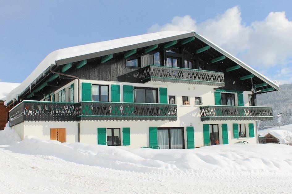 Lägenhet för upp till 6 personer med 3 rum på Fleur des Alpes (Lys Martagon) n°5 - Les Gets